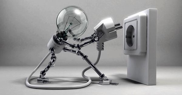 Энергия для роботов