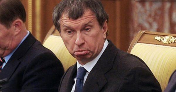 Игорь Сечин (Роснефть)