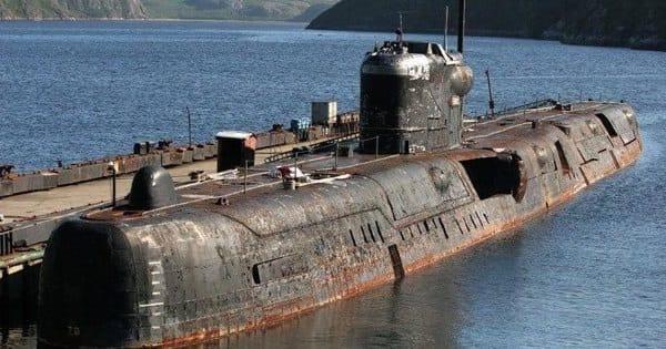 Ядерная катастрофа на подлодке К-431 в бухте Чажма