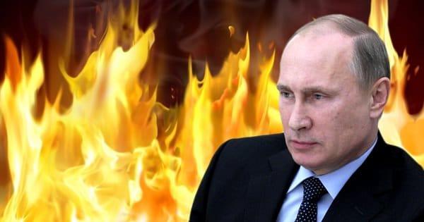 Указ Путина сжигать санкционные продукты