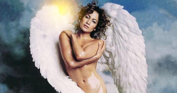 Обнаженный ангел