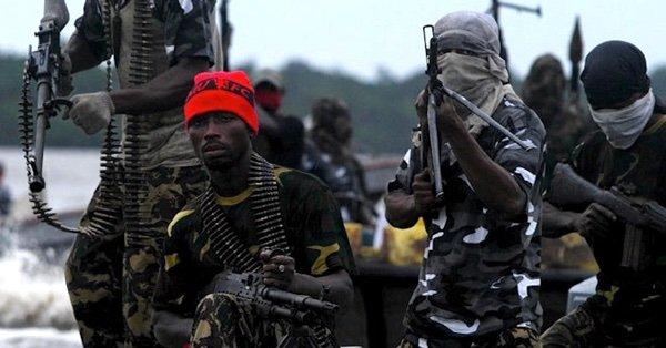 Банды в Нигерии