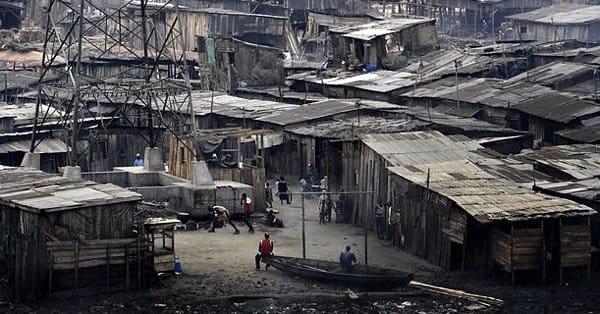 Трущобы Нигерии