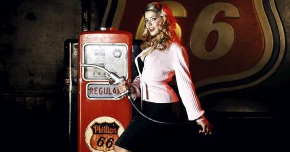 Бензин и цены на нефть