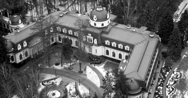 Дворец Игоря Ивановича Шувалова