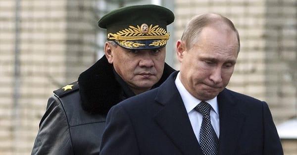 Путину пора в отставку