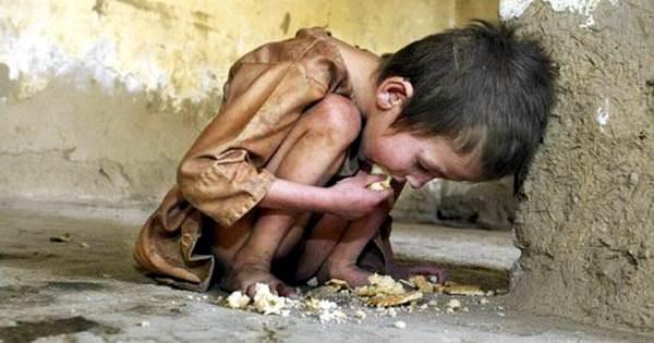 Голод в Росии