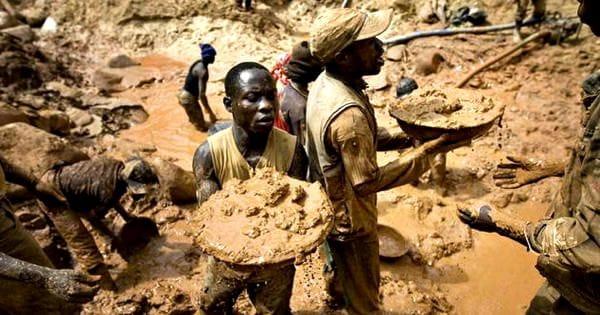Золотой миллиард - рудники