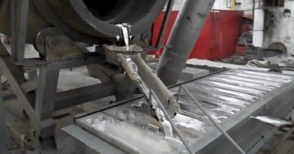 Купить бизнес: Производство по переплавке алюминия и свинца в Тольятти