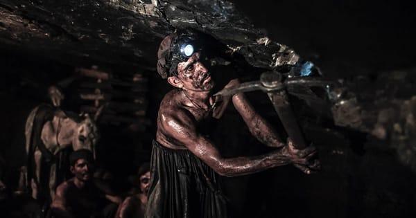 Уголь и цены на нефть