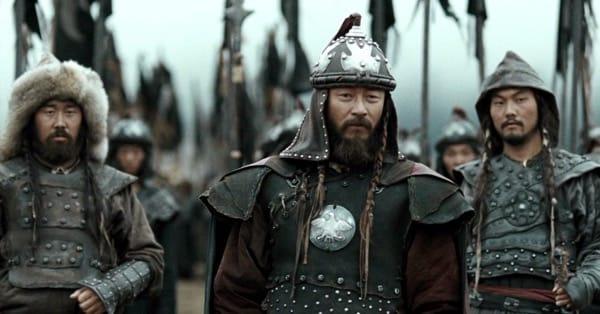 Чингис-хан и монголы