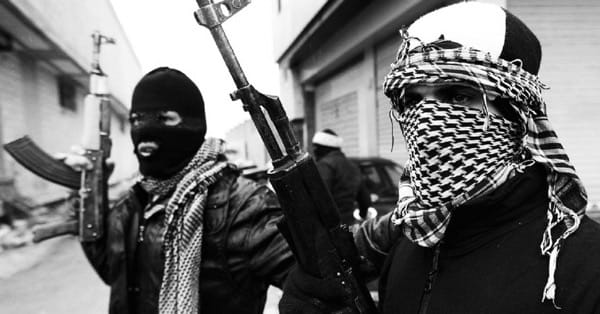 исламисты-террористы