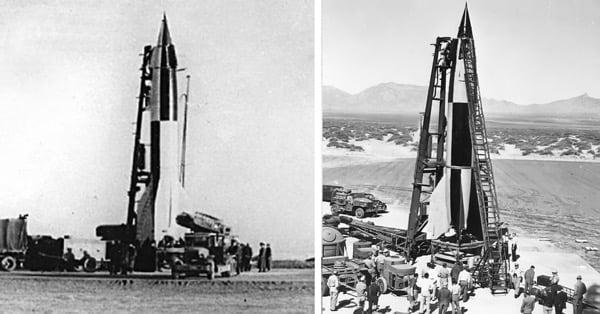 ФАУ-2 и Р-1