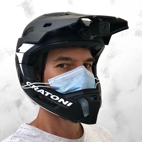 Шлем для моноколёсника