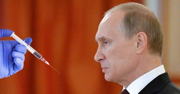 Путин и ботокс