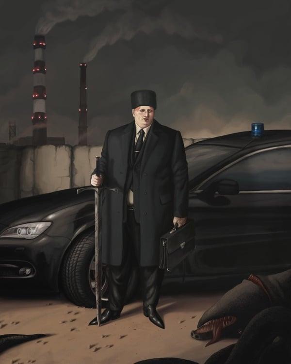 Министерство черной металлургии - Самый темный час