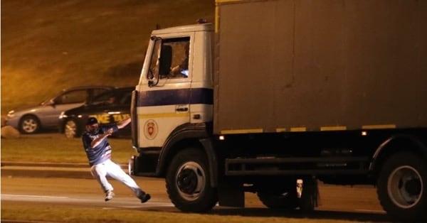 Убит протестующий в Минске