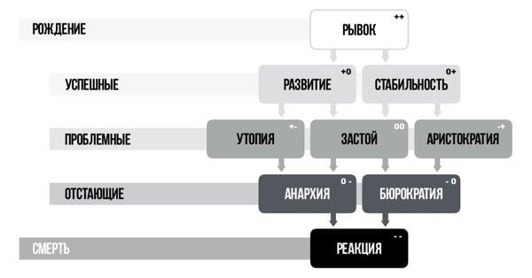 Матрица жизненного цикла