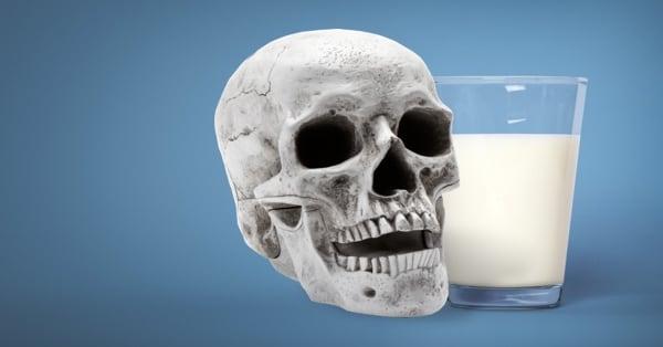 Молоко с меламином