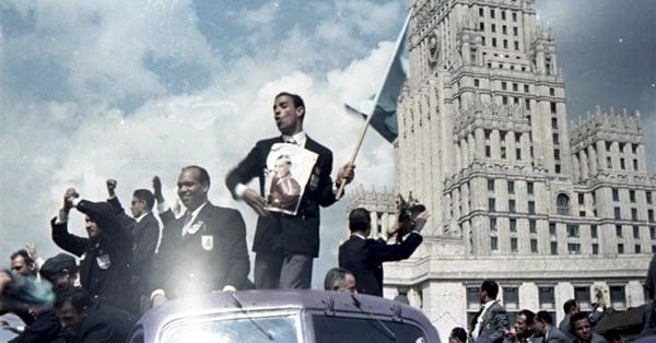 Фестиваль дружбы народов 1957