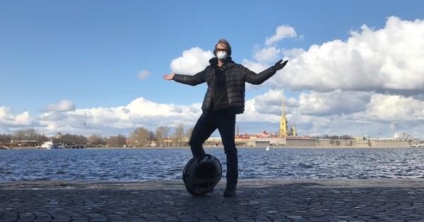Моноколесо KS-16S Петербург