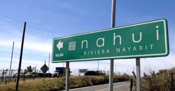 Нахуй - это туда