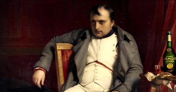 Наполеон в отпуске