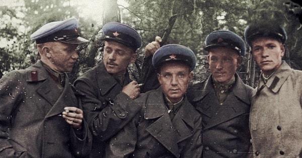 НКВД расстрельная команда