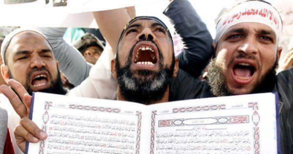 Ислам: по следам Уицилопочтли и Кали [18+]
