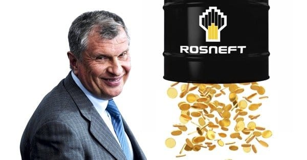Сечин - приватизация Роснефти