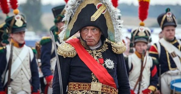Доцент Соколов - Наполеон